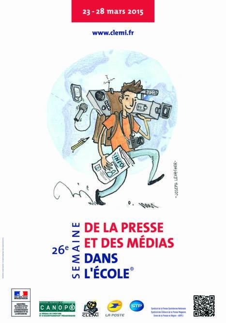 Radio France partenaire de la semaine de la presse et des médias dans l'école | DocPresseESJ | Scoop.it
