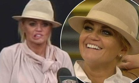"Danniella Westbrook LEFT CBB house to get new teeth fitted | ""FOLLIEWOOD"" 