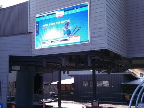 Digital LED Advertising Screens to Enhance Visual Impact | LED Display Technologies | Scoop.it