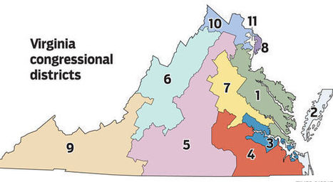 Breaking down the proposals on congressional redistricting | Global Affairs & Human Geography Digital Knowledge Source | Scoop.it
