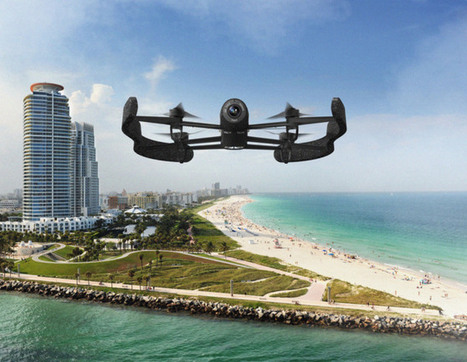 Vaya lío por volar un juguete por control remoto | Desarrollos tecnológicos y arquitectura | Scoop.it