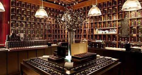 Les thés Dammann multiplient leurs propres boutiques   Thé, plantes à infusion, tisanes   Scoop.it
