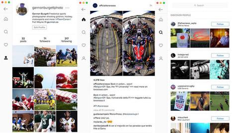 Ramme. Un client Instagram pour votre ordinateur – Best Outils | Les outils du Web 2.0 | Scoop.it