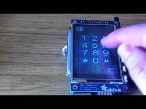 Build Your Own Phone Using a Raspberry Pi | Raspberry Pi | Scoop.it