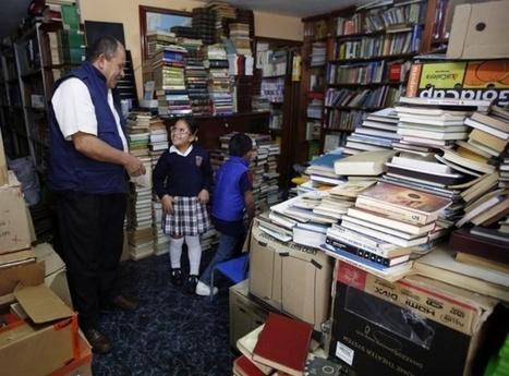 José, l'éboueur de Bogota, qui sauve les livres des bennes pour les offrir aux enfants pauvres | Je, tu, il... nous ! | Scoop.it