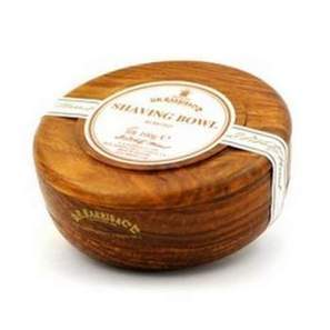 D R Harris Almond Shaving Soap in Mahogany Bowl 100g £19.50 FREE DELIVERY | Traditional Shaving Products | Scoop.it
