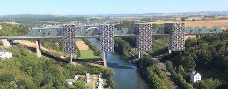 Un pont habité pour Limbourg   UrbaNews.fr   Mémoire marque territoriale Bretagne   Scoop.it