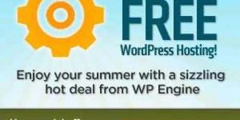 WP Engine Coupon - Get 3 Months Free WordPress Hosting | Entertainment | Scoop.it