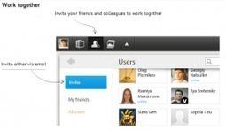 RealTimeBoard. Plan de travail collaboratif. | Digital | Scoop.it