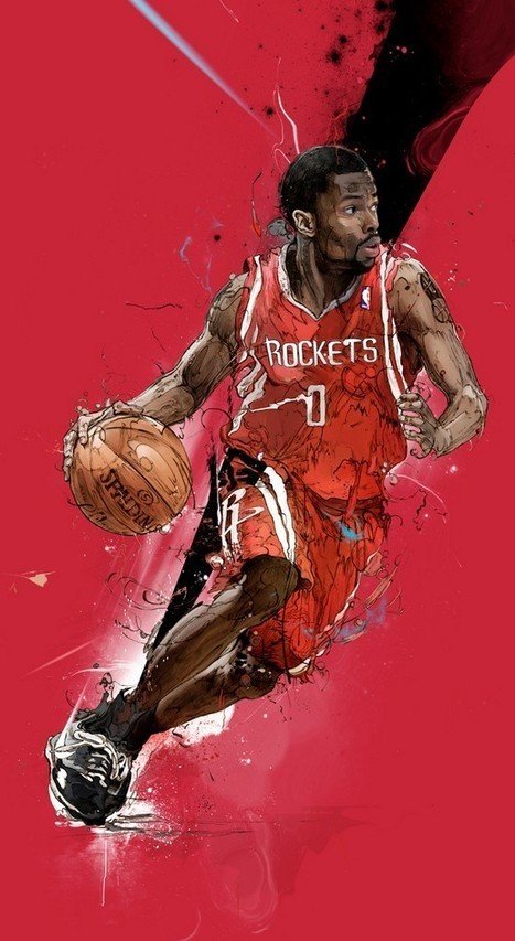 Outstanding Photoshop Treated Sports Illustrations | Lava360 | Everything Photographic | Scoop.it