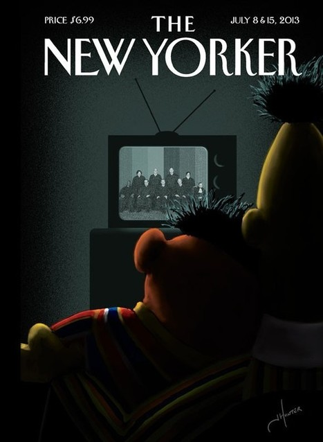 Bert and Ernie clearly love each other. But does Ernie suck Bert's cock? I don't think so. | Gay News | Scoop.it