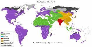 History of Religion | Pahndeepah Perceptions | Scoop.it