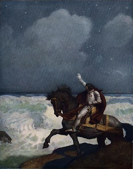 Perceval | El Rey Arturo | Scoop.it