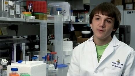 Estudiante de 16 años descubre cómo detectar el cáncer en cinco minutos   Novedades sobre la Salud y Medicina   Scoop.it