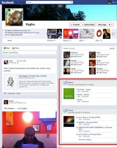 Facebook Timeline and What Marketers Need to Know | Black Sheep Strategy- Social Media | Scoop.it
