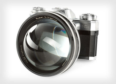 Carl Zeiss Super-Q-Gigantar 40mm f/0.33: The Fastest Lens Ever Made?   Photography   Scoop.it