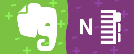 Evernote vs. OneNote: Which Note-Taking App Is Right for You? | Evernote 247 | Scoop.it