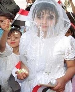 Yemen: 8 year old girl dies from internal injuries on wedding night | Saif al Islam | Scoop.it