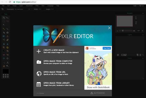 Las mejores alternativas a Photoshop | WEB 2.0 | Scoop.it