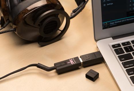 Audioquest Dragonfly v2 : DAC/ampli-casque de poche en version encore plus audiophile et nomade   ON-TopAudio   Scoop.it