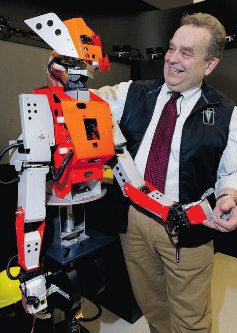 Meet Pumpkin, the ultimate home robot - Ottawa Citizen | Robots and Robotics | Scoop.it
