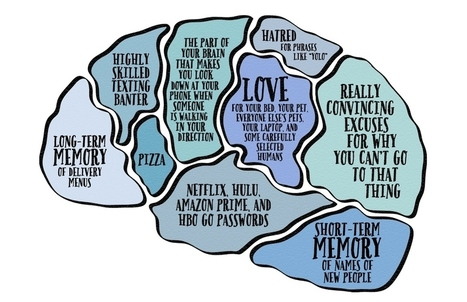 This Is What The Brain Of Every Introvert Looks Like | Random Reading | Scoop.it
