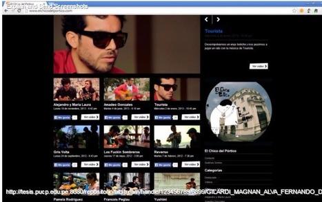 Discurso y funcionalidad del marketing digital para bandas de rock alternativo limeñas /FERNANDO ANTONIO GILARDI MAGNAN ALVA | Comunicación en la era digital | Scoop.it