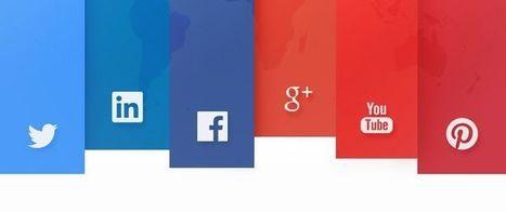 Les conseils pour choisir entre les différents réseaux sociaux | Ma veille d'ANT | Scoop.it