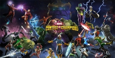 Marvel Contest of Champions Mobile Game Review; iOS & Android – Gaming News | topics by vaguebandit9959 | Scoop.it