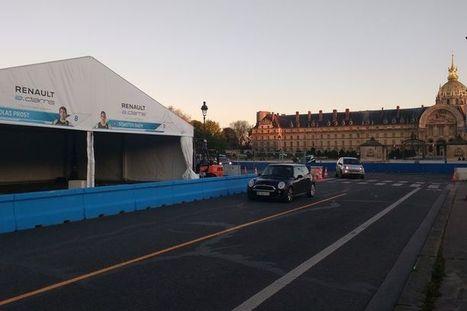 Tout ce qu'il faut savoir sur le Grand Prix de Formule E à Paris | Auto , mécaniques et sport automobiles | Scoop.it