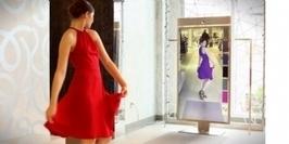 [Idée d'ailleurs] Aux Etats-Unis, l'essayage des vêtements devient intelligent | Marketing News | Scoop.it