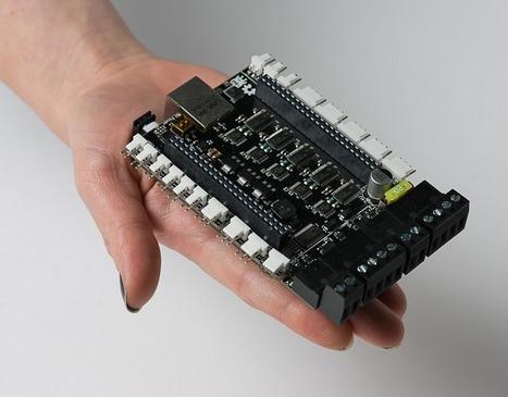 DIY 3D Printing: Replicape 3d printing BeagleBone cape | Raspberry Pi | Scoop.it