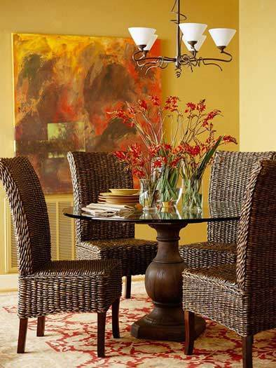 Decorating a Small Dining Room | Small Dining Room Ideas | Pictures of Small Dining Rooms | Home Decorating Ideas | Scoop.it