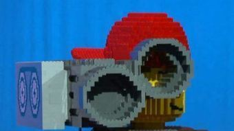 Andrew Johnson shows off detailed LEGO creations - fox6now.com | Legos | Scoop.it