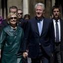 hitLIARy & 'wet willy' #Clinton Foundation, intl terrorist #Hamas Share key Donor #qatar terrorist sponsor