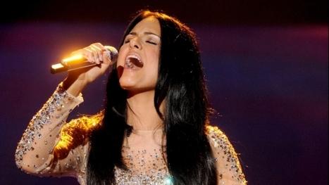 American Idol Pia To Sing National Anthem - BET | American Idol | Scoop.it