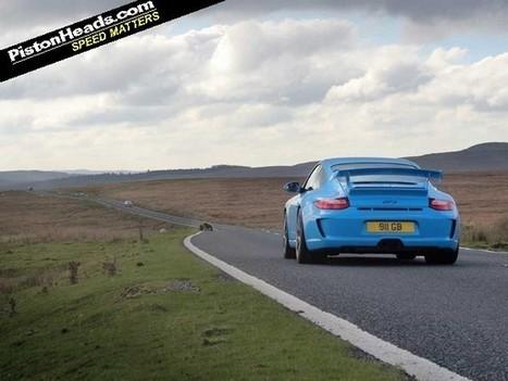 PORSCHE 911 GT3 (997.2): SPOTTED - Pistonheads.com | The World of Porsche 911 | Scoop.it
