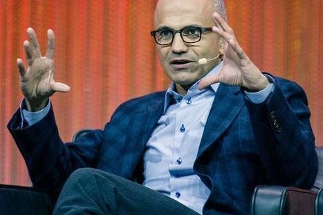 10 changes CEO Nadella wants from Microsoft workers | NIC: Network, Information, and Computer | Scoop.it