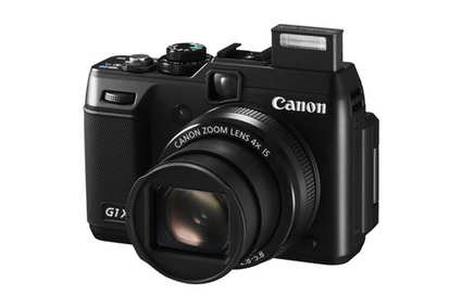 Canon Announces PowerShot G1X Large Sensor Compact | Best Quality Mirrorless Cameras | Scoop.it