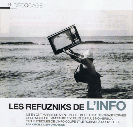Les refuzniks de l'info | DocPresseESJ | Scoop.it