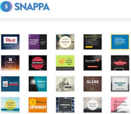 Snappa: creare immagini grafiche professionali in modo semplice | marketing personale | Scoop.it
