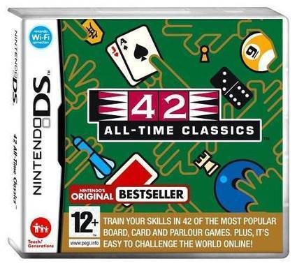 42 All Time Classics - Refurbished (Nintendo DS) | Buy PS4 Video Games United Kingdom | Scoop.it
