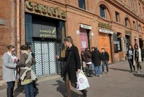 Castéla n'a pas ouvert hier matin, la fin d'une institution... - La Dépêche | BiblioLivre | Scoop.it