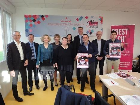 Accélérateur Ouest Startups - Brest Tech + : pourquoi, comment, pour faire quoi, pour qui, où? - Le Mag numérique | L'innovation ouverte | Scoop.it