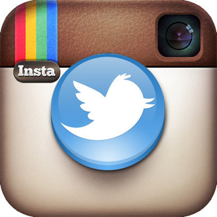 Social Media Battle: Instagram Cuts Off Photo Integration On Twitter - DesignTAXI.com | Digital Culture Class 2012 | Scoop.it