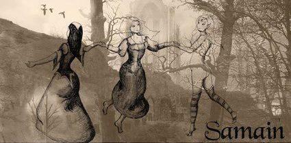 Samain. Une fête celtique, bien avant la commerciale Halloween | Ce qui nous fascine | Scoop.it