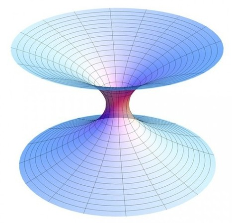 A Link Between Wormholes and Quantum Entanglement | Quantum Physics | Scoop.it