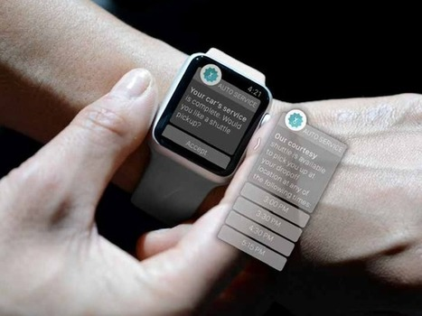 Apple Watch Requires Mobile Engagement to Go From Good to Great | MobileWeb | Scoop.it