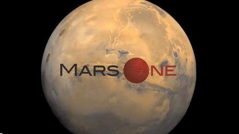 Group plans Mars settlement | Troy West's Radio Show Prep | Scoop.it