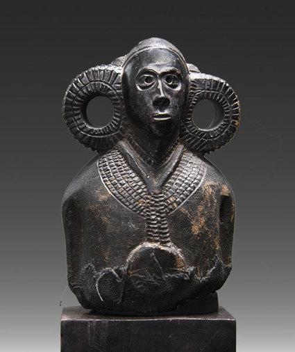 Máscaras africanas Makonde » Descubrir el Arte, la revista líder de arte en español   Desarrollo mediante el Arte   Scoop.it